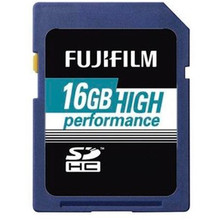 ΚΑΡΤΑ ΜΝΗΜΗΣ SD FUJIFILM 16GB SDHC card High Performance / Class 10