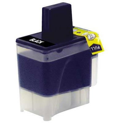 ΣΥΜΒΑΤΟ ΜΕΛΑΝΙ INK Compatible Remanufactured Brother LC-41Bk Black LC 41 LC 900 Μαύρο Inkjet Cartridge BO LC 41 Bk 20ml