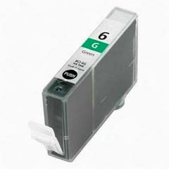 ΣΥΜΒΑΤΟ ΜΕΛΑΝΙ INK Compatible Remanufactured Canon BCI-6G Green BCI 6 Πράσινο Inkjet Cartridge for i9950