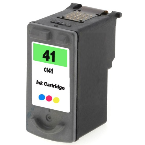 ΣΥΜΒΑΤΟ ΜΕΛΑΝΙ INK Compatible Remanufactured Canon CL-41 CL 41 COLOR ΕΓΧΡΩΜΟ C58 CL 41 Pixma iP1200/1300/1600/1700/1800/ 1900/2200/ 2500/iP2600/iP6210D/iP6220D/MP130/ 140/150/160/170/180/190/210/220/450/460