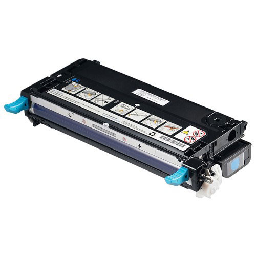 ΣΥΜΒΑΤΟ ΤΟΝΕΡ TONER Compatible Remanufactured DELL 3110 3115 CN CYAN ΓΑΛΑΖΙΟ CARTRIDGE (8k) 593-10171 HIGH YIELD 8000 pages