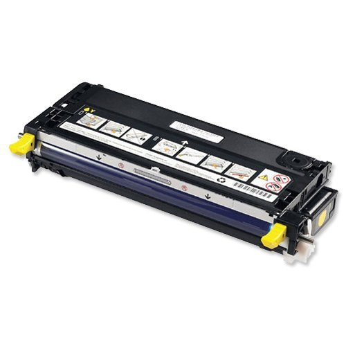 ΣΥΜΒΑΤΟ ΤΟΝΕΡ TONER Compatible Remanufactured DELL 3110 3115 CN YELLOW ΚΙΤΡΙΝΟ CARTRIDGE (8k) 593-10173 HIGH YIELD 8000 pages