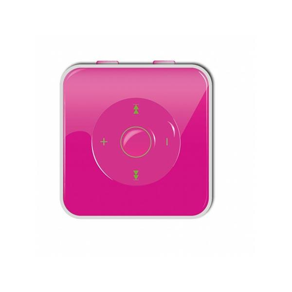 Mp3 Player 4GB APPMP34GBR Ultra Slim Approx Pink σε ροζ χρώμα 14308
