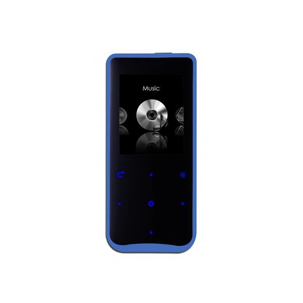 "Mp4 Player 8GB APPMP4018GBBL Ultra Slim Οθόνη 1,8"" Approx Blue σε μπλε χρώμα 14314"