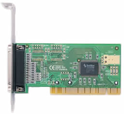 Κάρτα PCI Controller Parallel NM9805CV Single Port Netmos SYBA