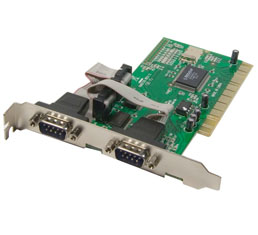 Κάρτα PCI Controller 2serial1 Parallel NM9835CV Netmos Combo SYBA