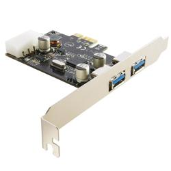 Κάρτα USB3.0 PCI Express Card USB3.0 2port Nec D720200F1 SYBA