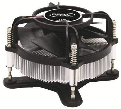 ΨΥΚΤΡΑ ΕΠΕΞΕΡΓΑΣΤΗ Deepcool Alpha 1 CPU Cooler Intel Pentium 4 Socket Lga775 550 551,653