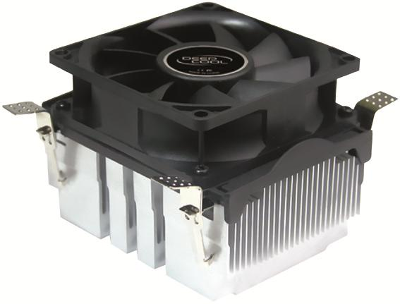 ΨΥΚΤΡΑ ΕΠΕΞΕΡΓΑΣΤΗ Deepcool Warrior Caesar CPU Cooler Intel Pentium 4 Socket 478 3.0 Eghz (Prescott)