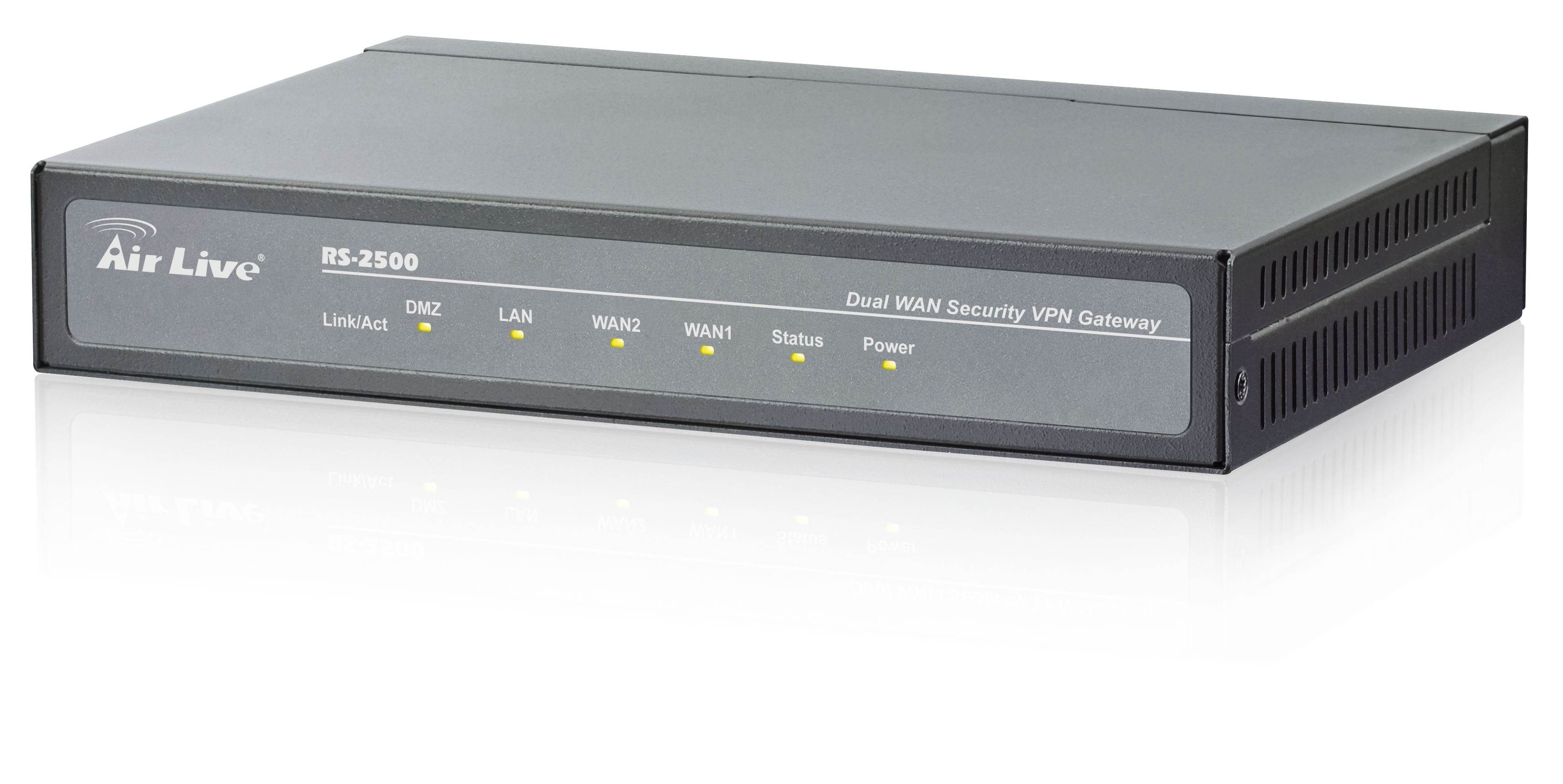 Ενσύρματο AIRLIVE RS-2500 Dual WAN Security VPN Gateway 60001