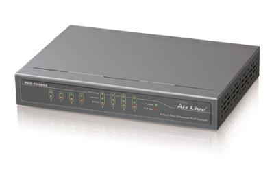 Ενσύρματο AIRLIVE Live-5G Switch 5-port Gigabit Ethernet 60047