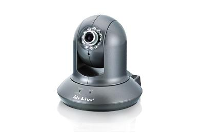 Ενσύρματη Κάμερα AIRLIVE POE-260CAM Wired IP Camera Pan-Tilt Night Vision 60065