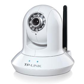 Ασύρματη Κάμερα TP LINK TL-SC4171G WIRELESS PAN/TILT SURVEILLANCE CAMERA 60094