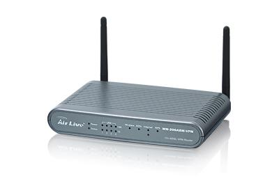 Ασύρματο AIRLIVE WN-300ARM-VPN-A Modem Router Annex A,Wireless 300Mbps 802.11n VPN