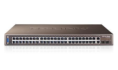 Ενσύρματο TP-LINK SL-3452 48+4 GIGABIT-UNILINK MANAGED SWITCH