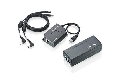 Ενσύρματο AIRLIVE POE-100AF Power over Ethernet Kit 5V, 7.5V, 9V and 12V output 63042