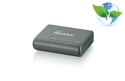 Ενσύρματο AIRLIVE Live-5f Switch 5-Port 10/100Mbps 63100