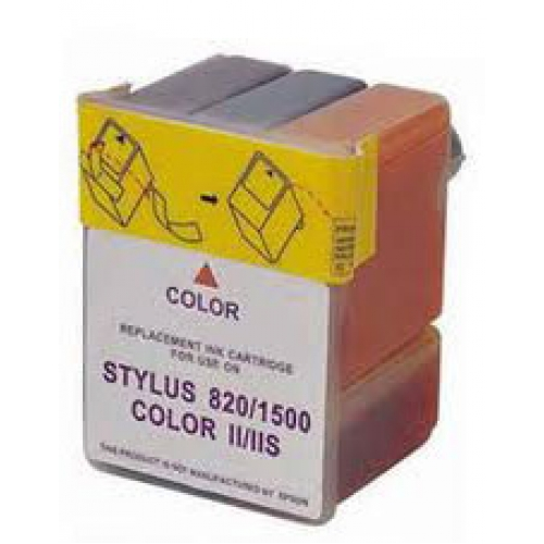 ΣΥΜΒΑΤΟ ΜΕΛΑΝΙ INK Epson Stylus Color II Epson S020049 049 49 Έγχρωμο Tri-Color Cartridge 38ml