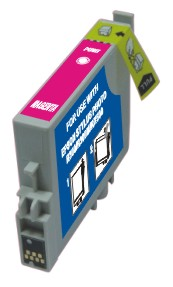 ΣΥΜΒΑΤΟ ΜΕΛΑΝΙ INK Remanufactured Epson T559320 T5593 T 5593 Magenta Κόκκινο inkjet STYLUS PHOTO RX700 13ml
