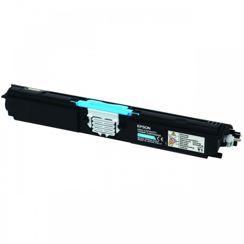 ΣΥΜΒΑΤΟ ΤΟΝΕΡ TONER Compatible Remanufactured EPSON C1600 CYAN ΓΑΛΑΖΙΟ FOR ACULASER C1600/CX 16 1600 ΣΕΛΙΔΕΣ