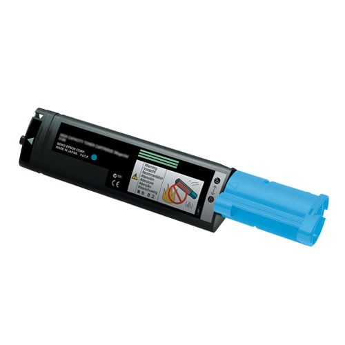 ΣΥΜΒΑΤΟ ΤΟΝΕΡ TONER Compatible Remanufactured EPSON CX21 CX 21 CYAN ΓΑΛΑΖΙΟ HIGH YIELD 4000 ΣΕΛΙΔΕΣ