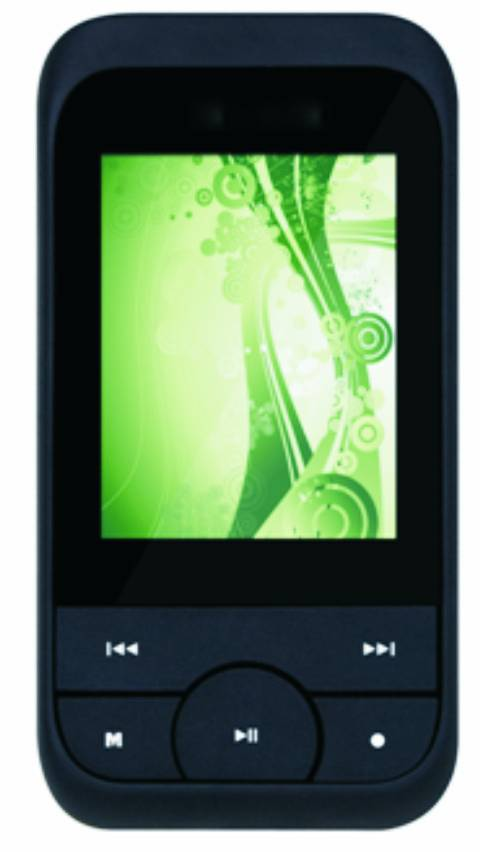 MP4 PLAYER F&U MP1822 2GB