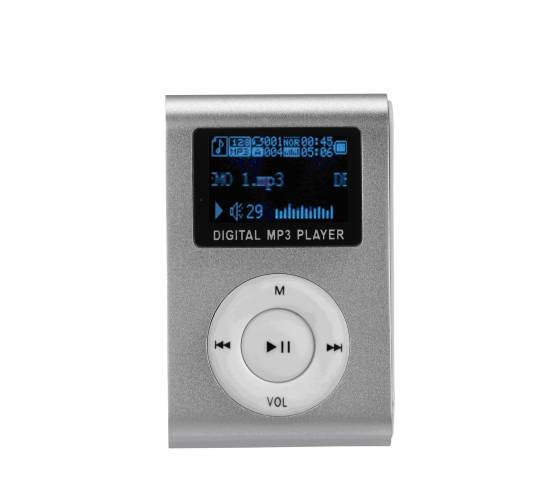 MP3 PLAYER F&U MP471SL 2GB