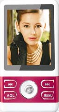MP4 PLAYER F&U MP9527PK 2GB