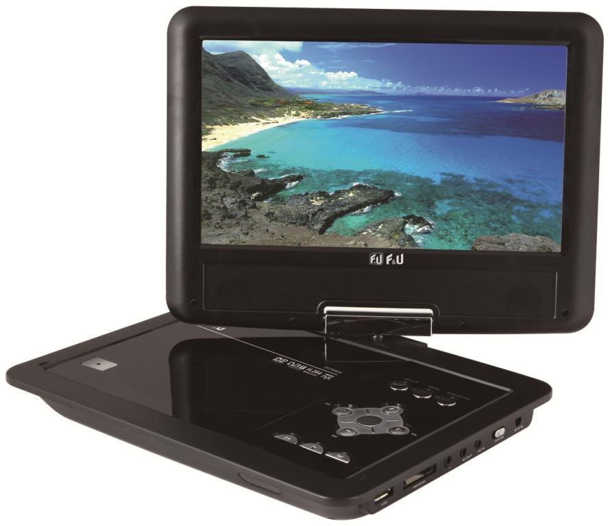 FORITO DVD KAI DVB-T ME OThONI 9  F&U DVT98604