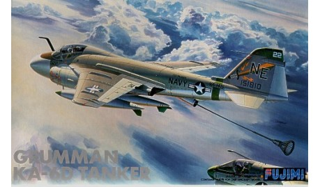 Fujimi 27015 GRUMMAN KA-6D TANKER 1:72 1/72 model kit war aircraft