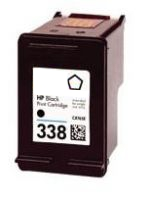 ΣΥΜΒΑΤΟ ΜΕΛΑΝΙ INK Compatible HP 338 XL HP338XL HPC8765E C 8765 E Black Μαύρο 17ml