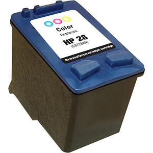 ΣΥΜΒΑΤΟ ΜΕΛΑΝΙ INK HP28 HP 28 HPC8728AN C8728AN C 8728 AN Tri-Color Έγχρωμο for Deskjet 3320/3325/3420 16.4ml