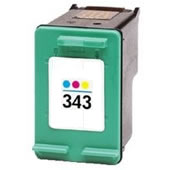 ΣΥΜΒΑΤΟ ΜΕΛΑΝΙ INK HP343 HP 343 C8766EE C 8766 EE Tri-Color 15ml Έγχρωμο for Deskjet 460c/cb/wbt/wf/5740