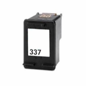 ΣΥΜΒΑΤΟ ΜΕΛΑΝΙ INK Compatible HP 337 HP337 C9364EE C 9364 EE Black Inkjet Μαύρο 20ml