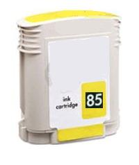ΣΥΜΒΑΤΟ ΜΕΛΑΝΙ INK HP85 HP 85 HPC9427A HP C9427A C 9427 A Yellow Κίτρινο for Designjet 30/30nr/30gp 72ml