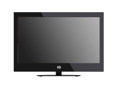 "Τηλεόραση TV IQ LED-1605 16"" with DVB-T"