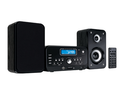 ΗΧΟΣΥΣΤΗΜΑ ΦΟΡΗΤΟ IQ CD-311 MICRO HI-FI SYSTEM CD MP3 PLAYER FM RADIO