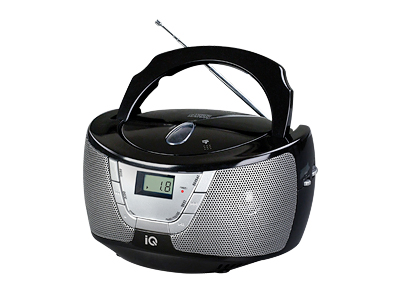 ΦΟΡΗΤΟ CD PLAYER IQ CD-480 MP3 PLAYER