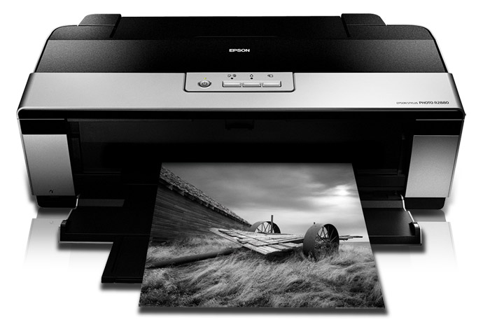 ΕΚΤΥΠΩΤΗΣ Inkjet Epson Stylus Photo R2880 (A3+) ΕΓΧΡΩΜΟΣ COLOR PRINTER 5760 X 1440 Dpi