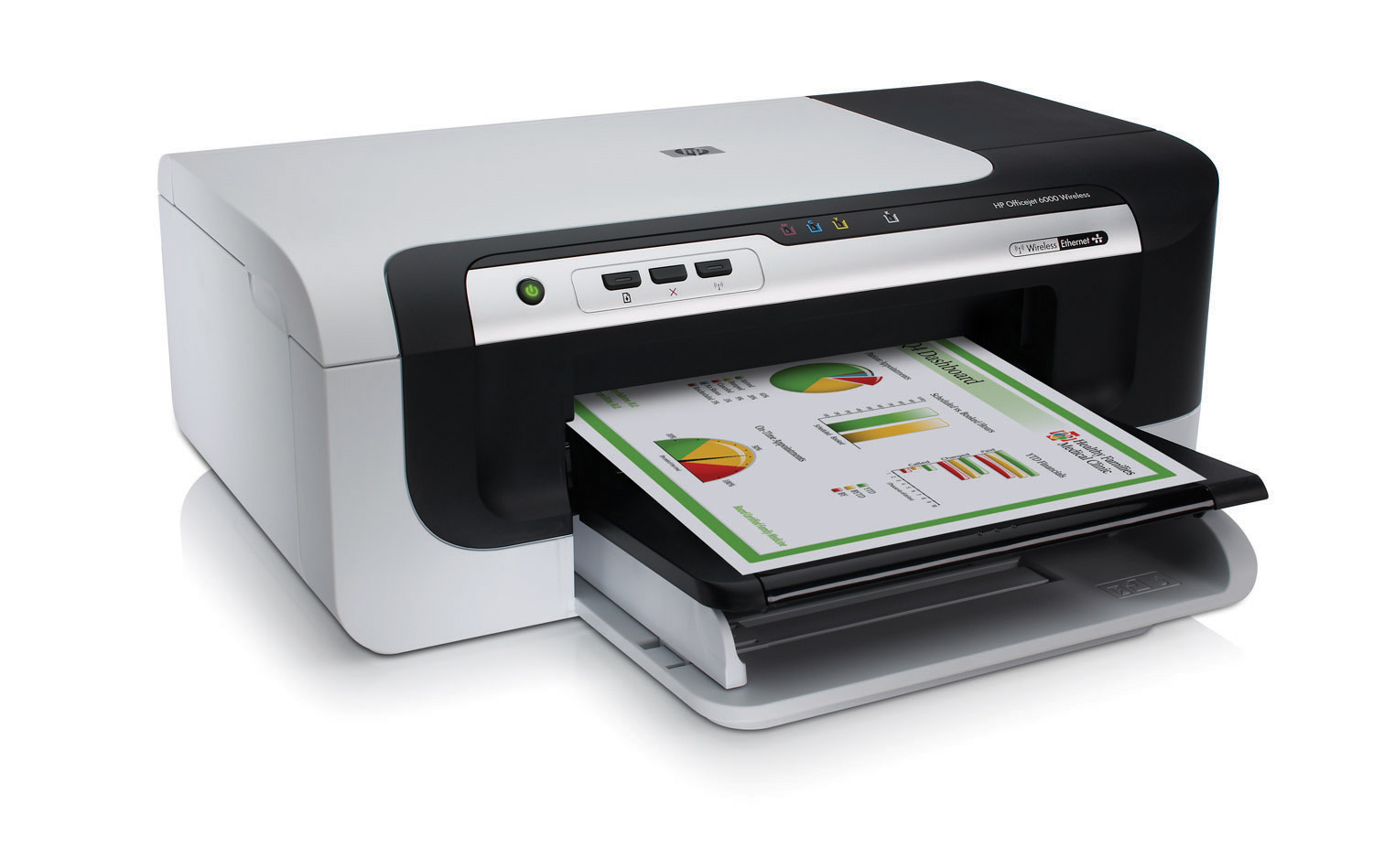 ΕΚΤΥΠΩΤΗΣ Inkjet HP Officejet 6000N CB051A ΕΓΧΡΩΜΟΣ COLOR PRINTER 4800 X 1200 Dpi