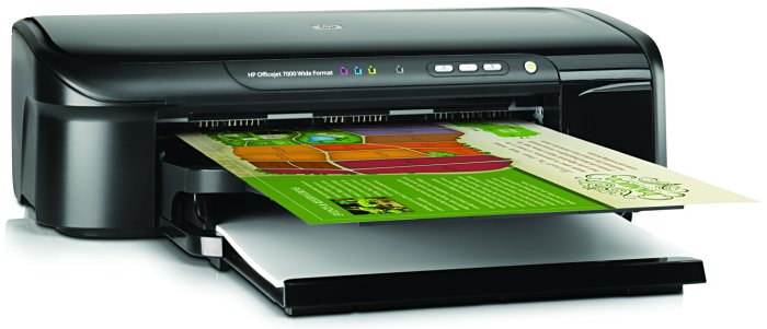 ΕΚΤΥΠΩΤΗΣ Inkjet HP Officejet 7000 Wide Format C9299A (A3+) ΕΓΧΡΩΜΟΣ COLOR PRINTER 4800 X 1200 Dpi