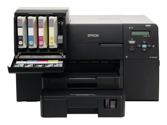 ΕΚΤΥΠΩΤΗΣ Inkjet Epson Business B-510N ΕΓΧΡΩΜΟΣ COLOR PRINTER 5760 X 1440 Dpi