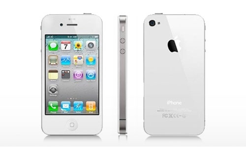 Κινητό τηλέφωνο Apple iPhone 4 8GB White MOBILE PHONE