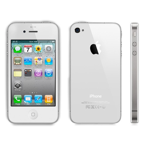 Κινητό τηλέφωνο Apple iPhone 4s 32GB White MOBILE PHONE