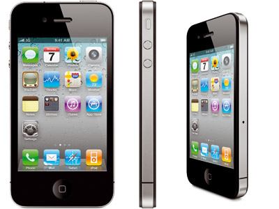 Κινητό τηλέφωνο Apple iPhone 4s 64GB Black MOBILE PHONE