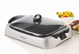 ΨΗΣΤΙΕΡΑ-BARBEQUE KENWOOD HG266