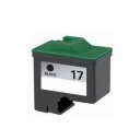 ΣΥΜΒΑΤΟ ΜΕΛΑΝΙ INK Compatible Remanufactured Lexmark No 17 Black Μαύρο for Z13 ,Z23, Z23e, Z24