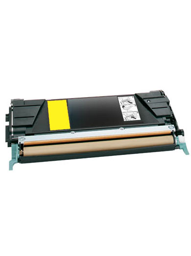 ΣΥΜΒΑΤΟ ΤΟΝΕΡ TONER Compatible Remanufactured LEXMARK C5240YH C 5240 YH YELLOW ΚΙΤΡΙΝΟ FOR C520/522/524/532/534 5000 ΣΕΛΙΔΕΣ