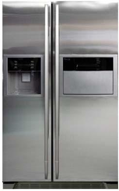 ΨΥΓΕΙΟ ΝΤΟΥΛΑΠΑ MORRIS BUILT-IN REAL INOX R90536DHM