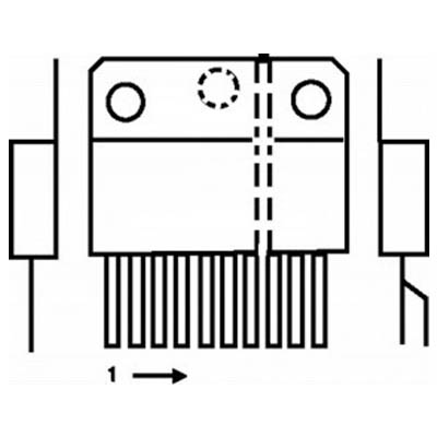 LM 3886T IC